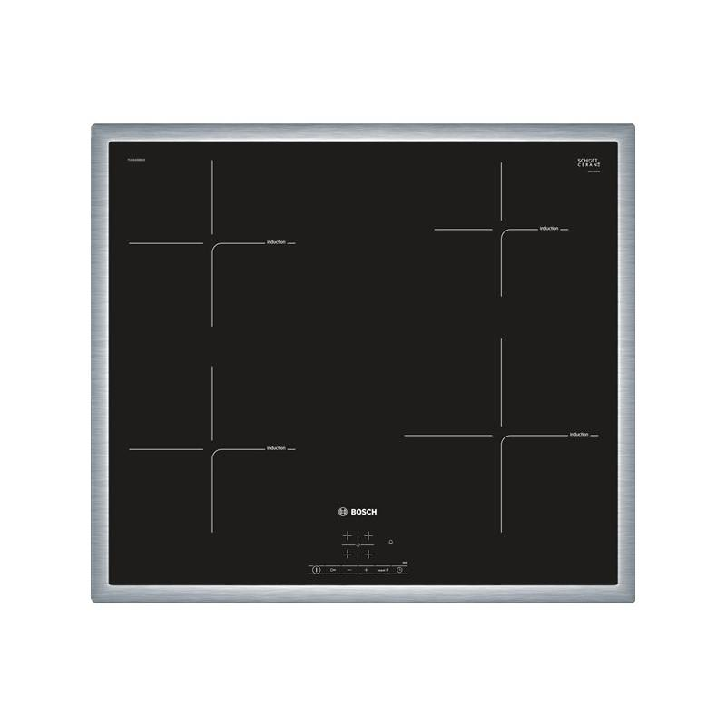 Indukční varná deska Bosch PUE645BB1E černá