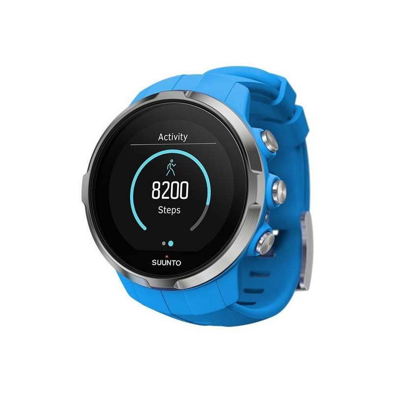Inteligentné hodinky Suunto Spartan Sport Blue bez HR  e8d910e537