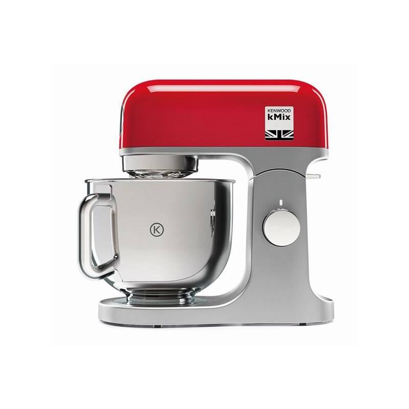 Kuchynský robot KENWOOD kMix KMX750RD červený + Doprava zadarmo