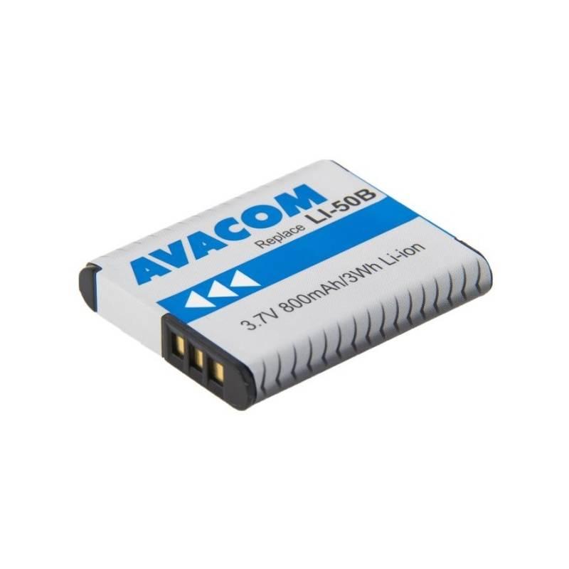 Akumulátor Avacom pro Olympus Li-Ion 3,7V 800mAh (DIOL-LI50-AVA)