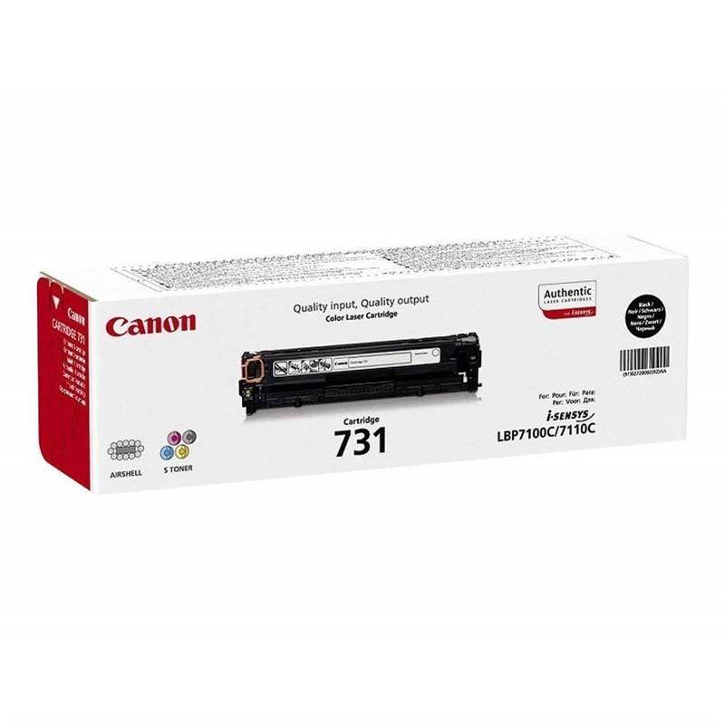 Toner Canon CRG-731 - originální (6272B002) čierny