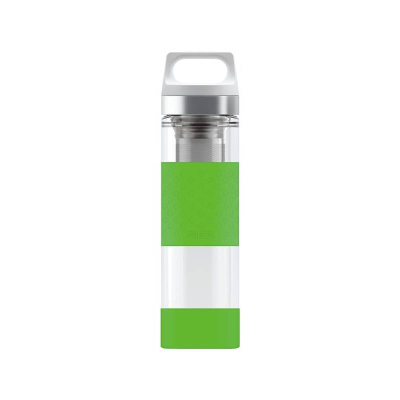 Termoska Sigg Hot&Cold Glass WMB 0,4l skleněná zelená + Doprava zadarmo