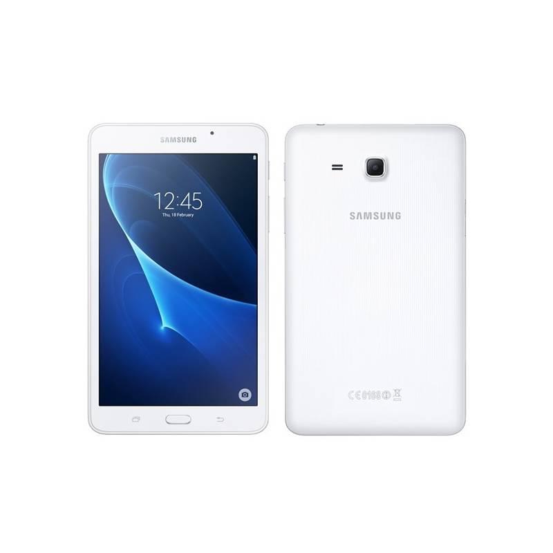 Tablet Samsung Galaxy Tab A (7.0, 2016) 8 GB, Wi-Fi (SM-T280NZWAXEZ) biely Software F-Secure SAFE, 3 zařízení / 6 měsíců (zdarma)
