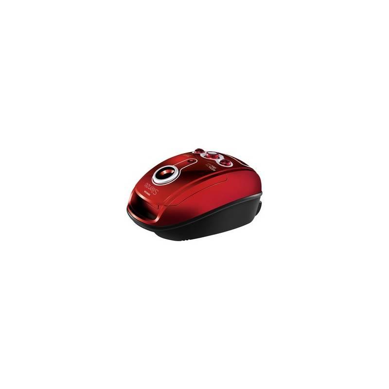 Vysávač podlahový Sencor SVC 840RD-EUE2 červený