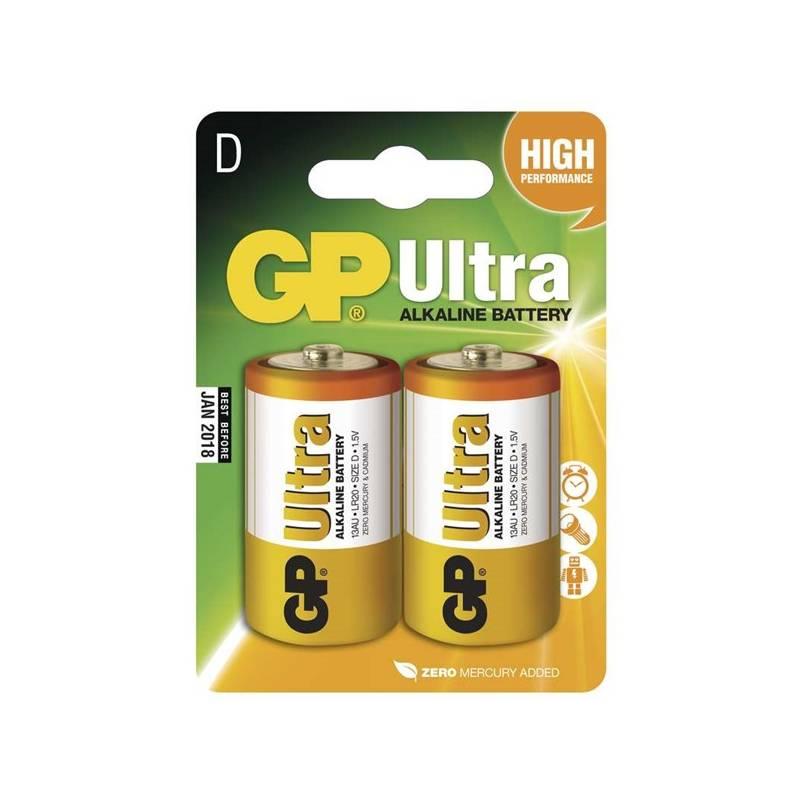 Batéria alkalická GP GP 13AU (GP 13AU)