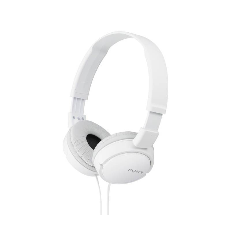 Slúchadlá Sony MDRZX110W.AE (MDRZX110W.AE) biela