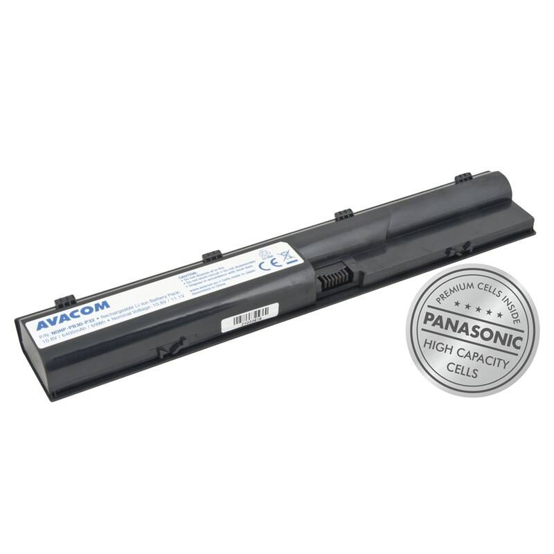 Batéria Avacom HP ProBook 4330s, 4430s, 4530s series Li-Ion 10,8V 6400mAh 69Wh (NOHP-PB30-P32)