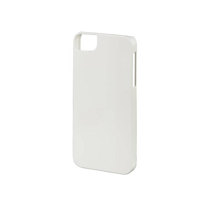 Kryt na mobil Hama Rubber Apple iPhone 5 (118778) biely d5d577ab7ed