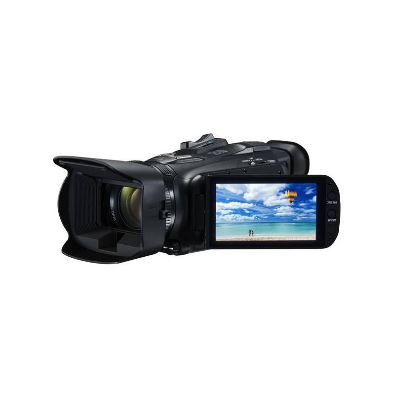 Videokamera Canon LEGRIA HF G40 čierna + Cashback 100 € + Doprava zadarmo