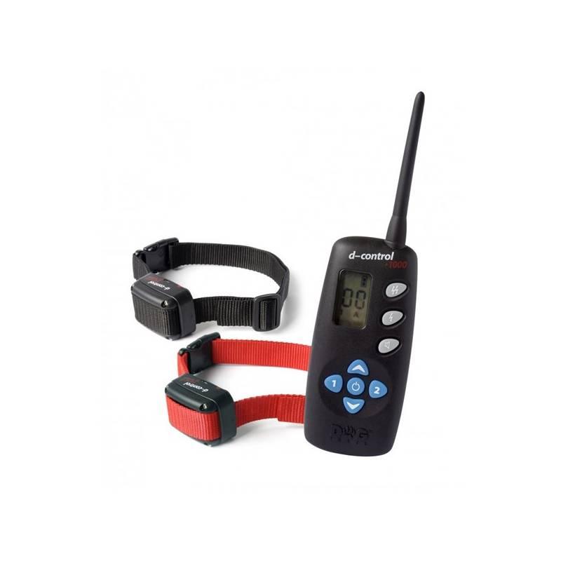 Obojok elektronický / výcvikový Dog Trace d-control 1002 - pro 2 psy