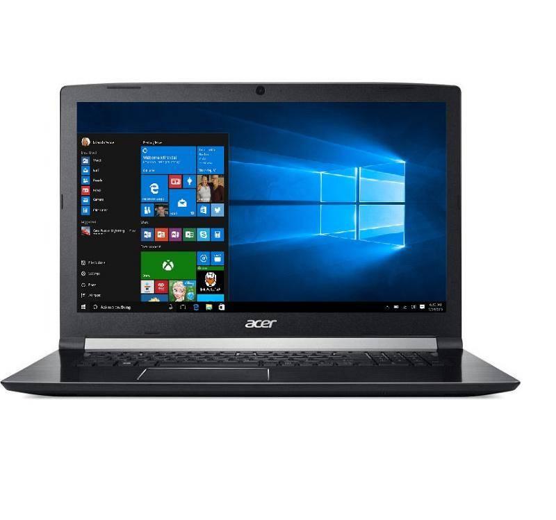 Notebook Acer Aspire 7 (A717-71G-75W6) (NX.GPFEC.002) čierny Software F-Secure SAFE, 3 zařízení / 6 měsíců (zdarma) + Doprava zadarmo