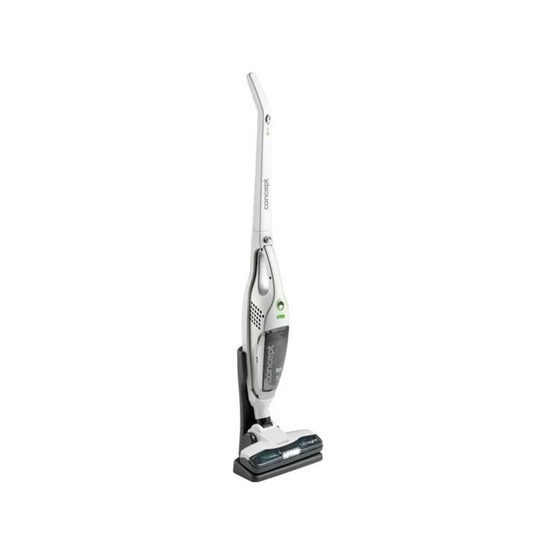 Vysávač tyčový Concept Perfect Clean VP4110 biely + Doprava zadarmo