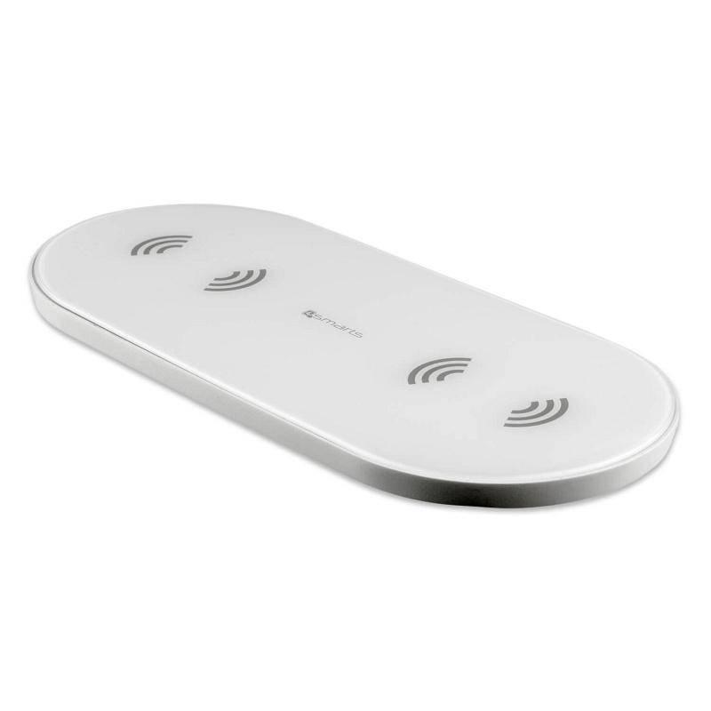 Sada pre bezdrôtové nabíjanie 4smarts VoltBeam (MP462248) biela