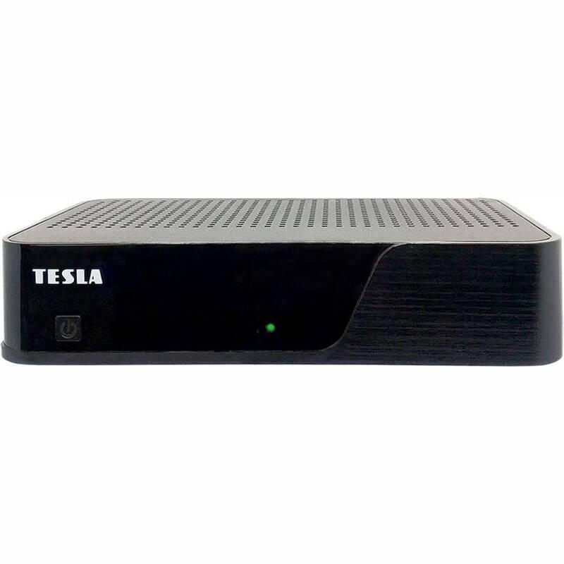 Set-top box Tesla HYbbRID TV T200 čierny