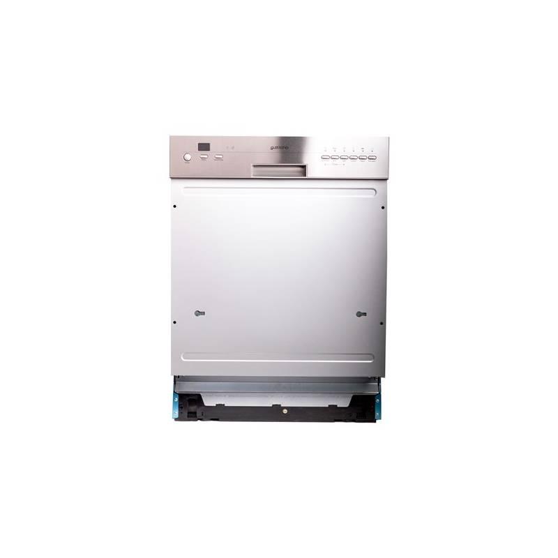 Umývačka riadu Guzzanti GZ 8704 nerez + dodatočná zľava 10 % + Doprava zadarmo