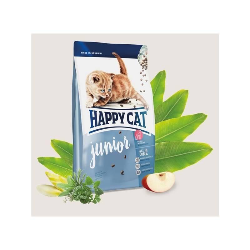 Granule HAPPY CAT Junior 10 kg