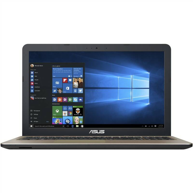 Notebook Asus VivoBook 15 X540BA-DM271T (X540BA-DM271T) černý