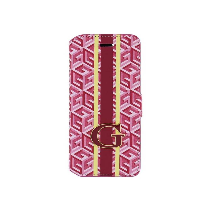 Puzdro na mobil flipové Guess G-Cube Book 54a3e7af060