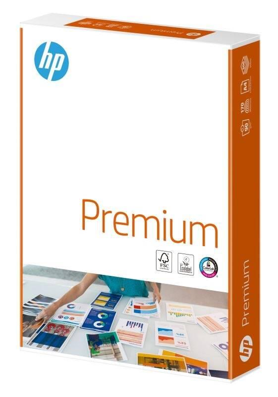 Papiere do tlačiarne HP Premium, A4, 500 listů