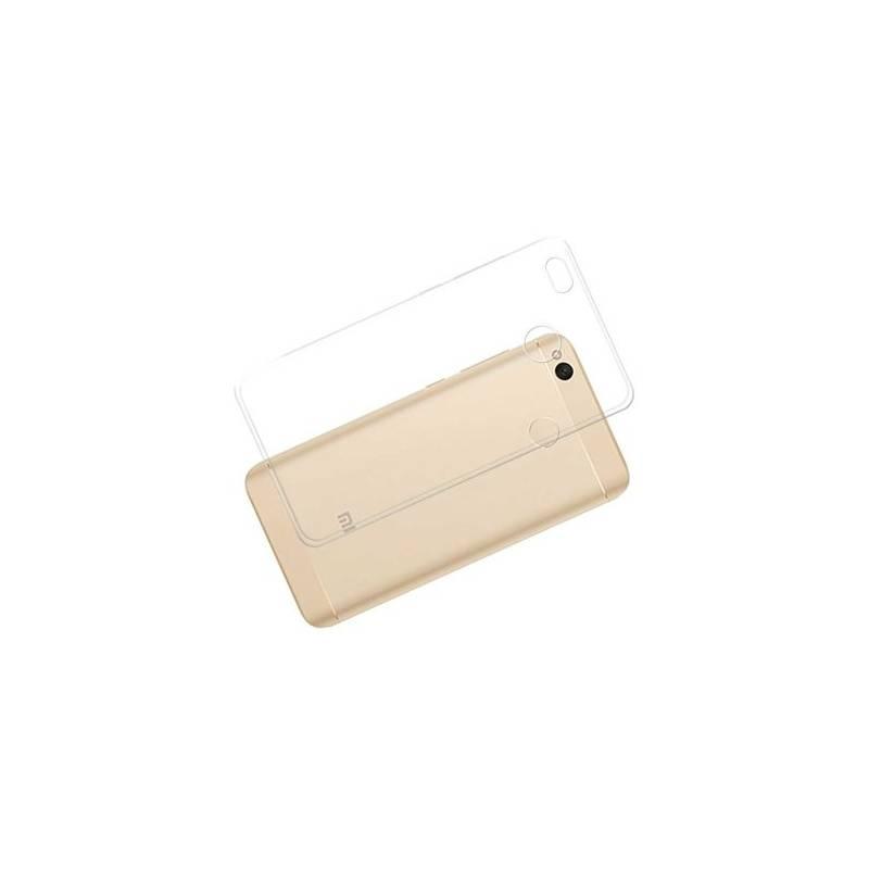 Kryt na mobil Xiaomi pro Redmi 4X (449211) priehľadný