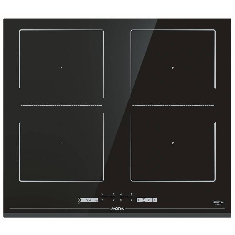 Indukční varná deska Mora VDIT 656 FF černá