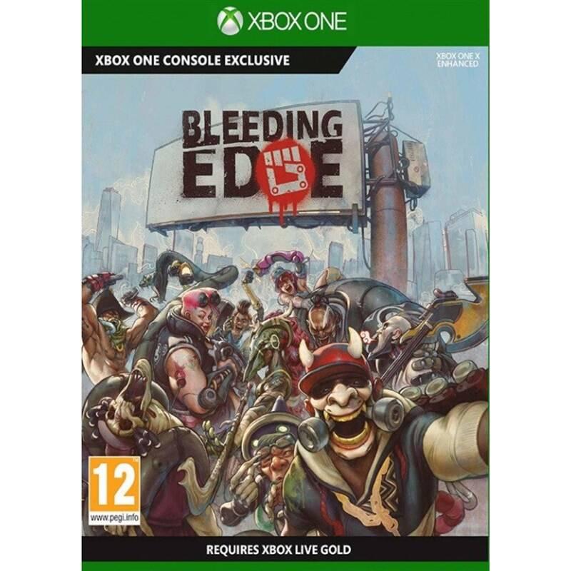 Hra Microsoft Xbox One Bleeding Edge - Standard Edition (PUN-00019)
