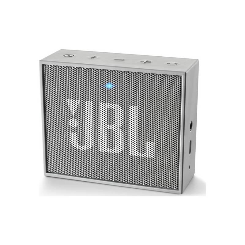 Prenosný reproduktor JBL GO sivý