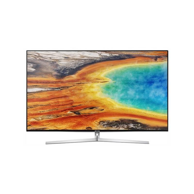 Televízor Samsung UE75MU8002 strieborná + Doprava zadarmo