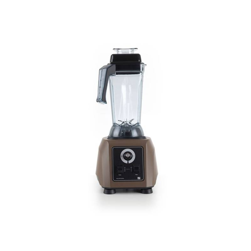 Stolný mixér G21 Blender G21 Perfect smoothie Dark Brown hnedý Nádobka G21 Perfect Smoothie 1,3 L (zdarma)