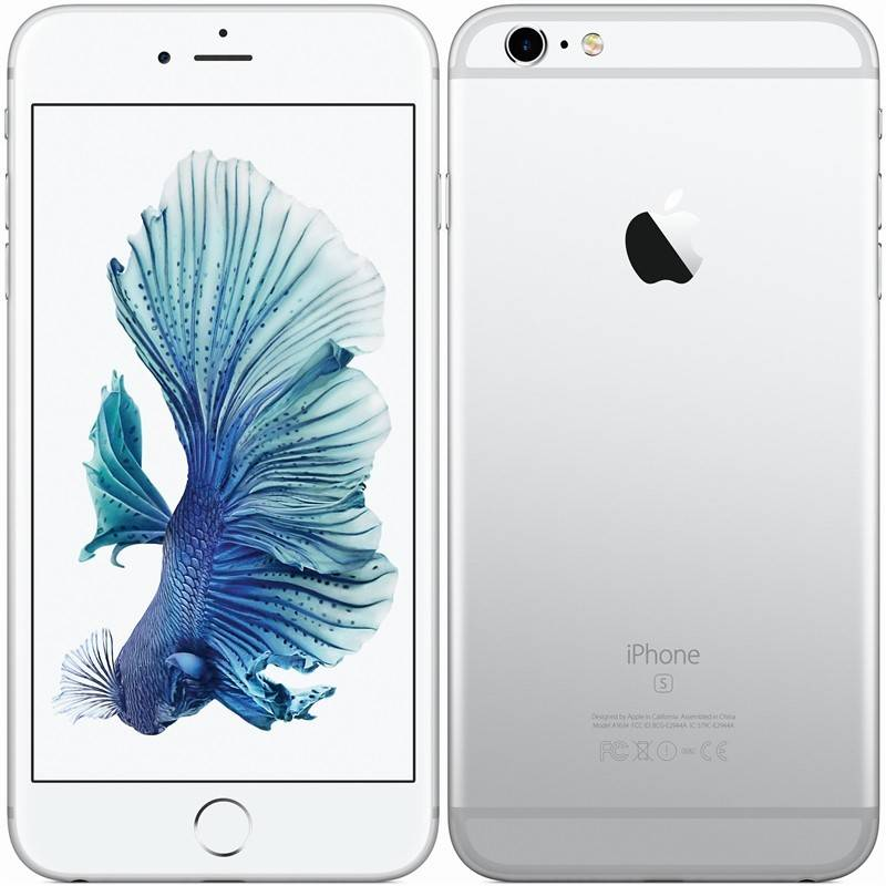 Mobilný telefón Apple iPhone 6s Plus 32GB- Silver (MN2W2CN/A)
