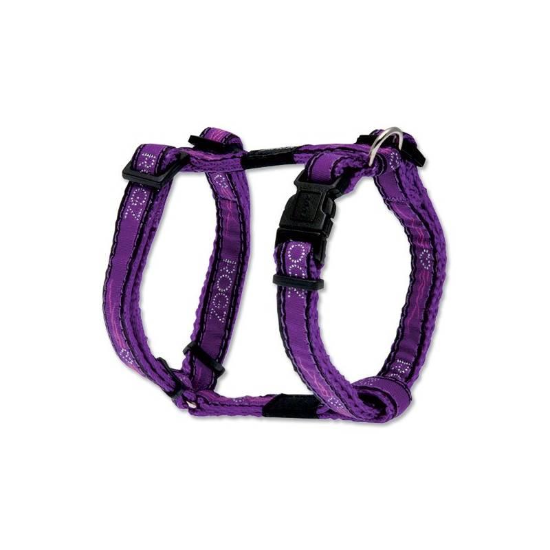 Postroj Rogz FANCY DRESS JellyBean Purple Chrome S