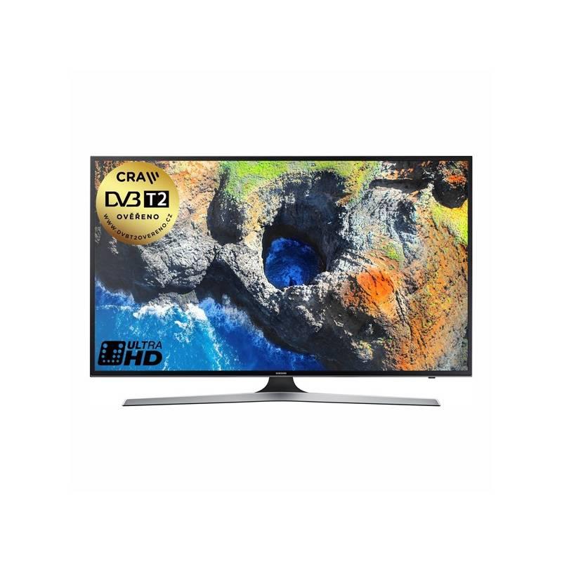 Televízor Samsung UE40MU6172 čierna + Doprava zadarmo