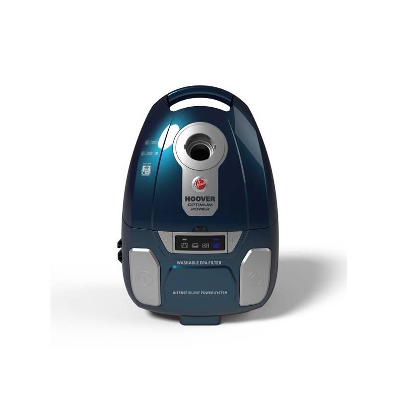 Vysávač podlahový Hoover Optimum Power OP60ALG011 modrý + Doprava zadarmo