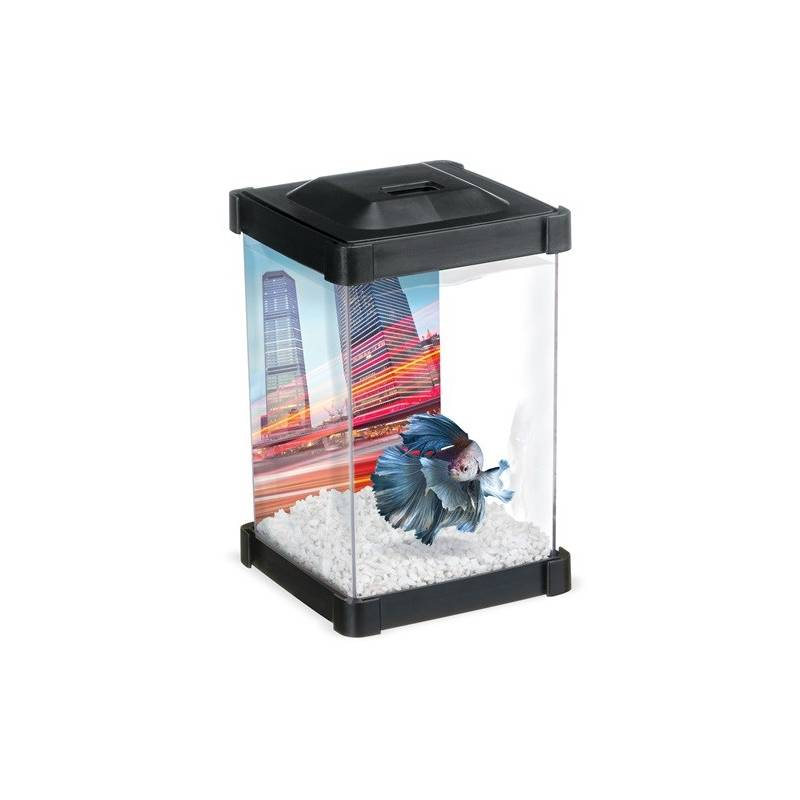 Akvárium Hagen Betta Marina Kit Tower 1,25l plast