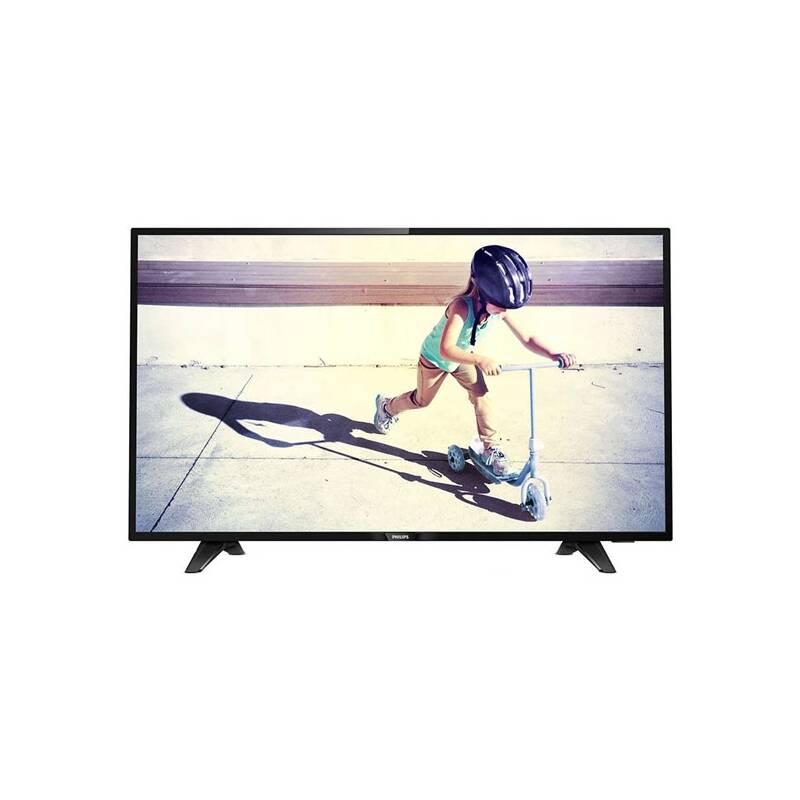 Televízor Philips 43PFS4132 čierna