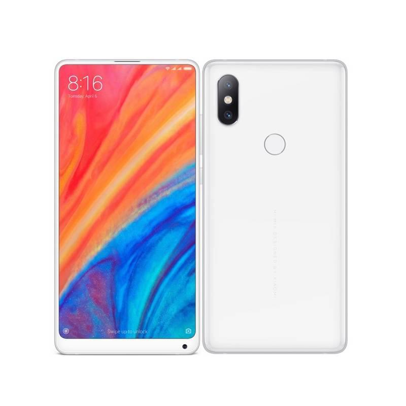 Mobilný telefón Xiaomi Mi MIX 2S Dual SIM 128 GB (18733) biely Software F-Secure SAFE, 3 zařízení / 6 měsíců (zdarma) + Doprava zadarmo