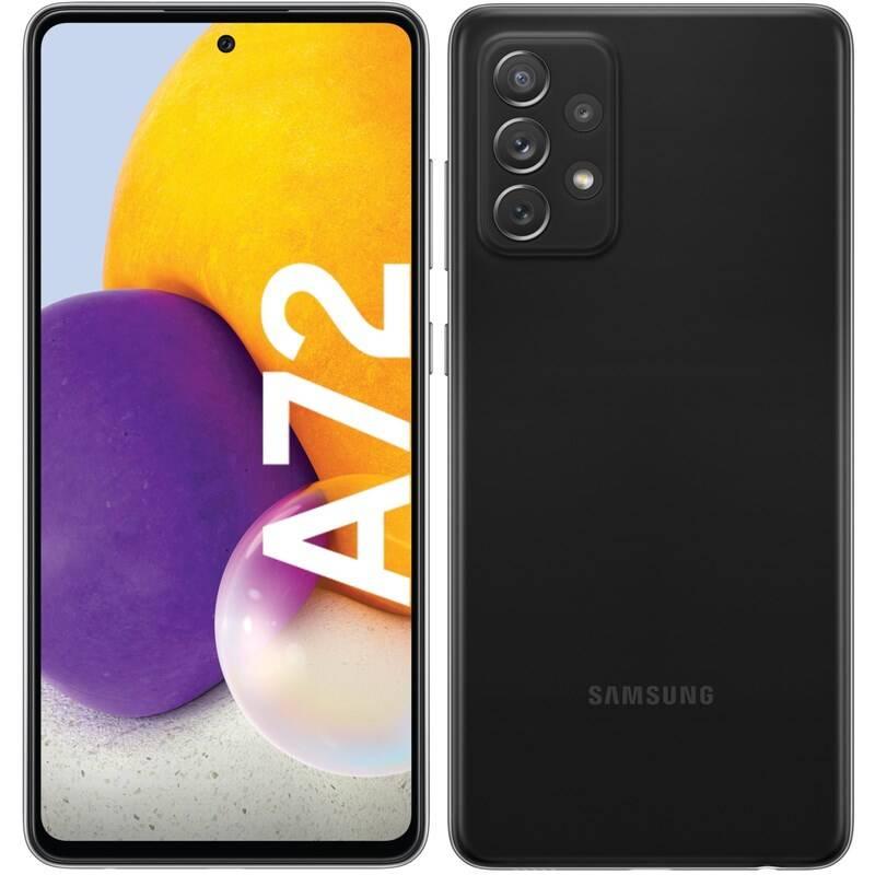 Mobilný telefón Samsung Galaxy A72 (SM-A725FZKDEUE) čierny