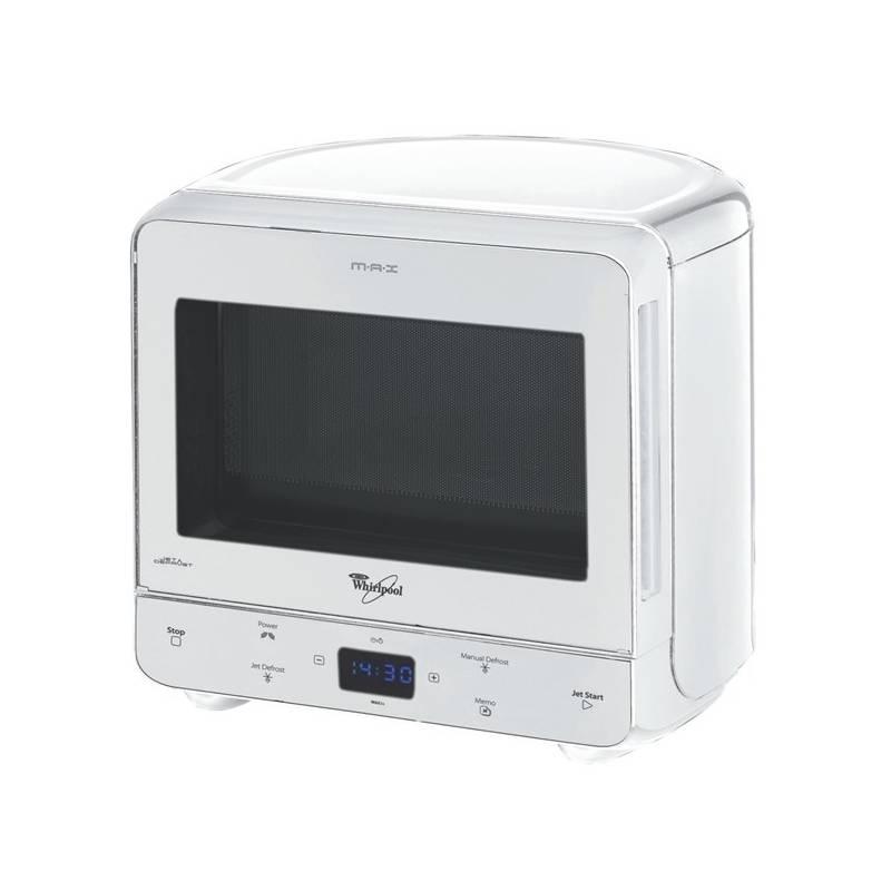 Mikrovlnná rúra Whirlpool MAX MAX 34 FW biela + dodatočná zľava 10 %