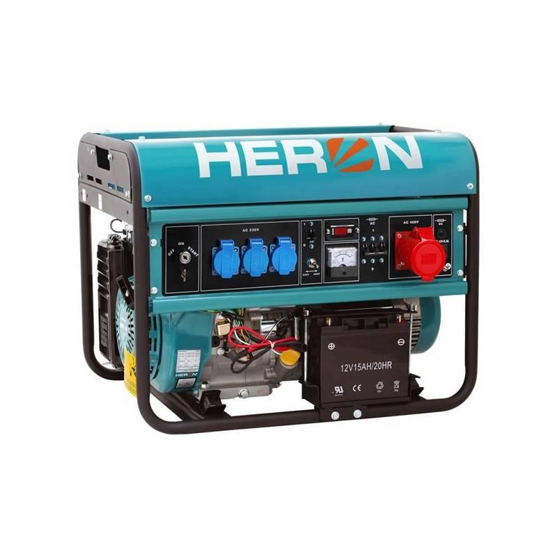 Elektrocentrála HERON EGM 68 AVR-3E + Doprava zadarmo