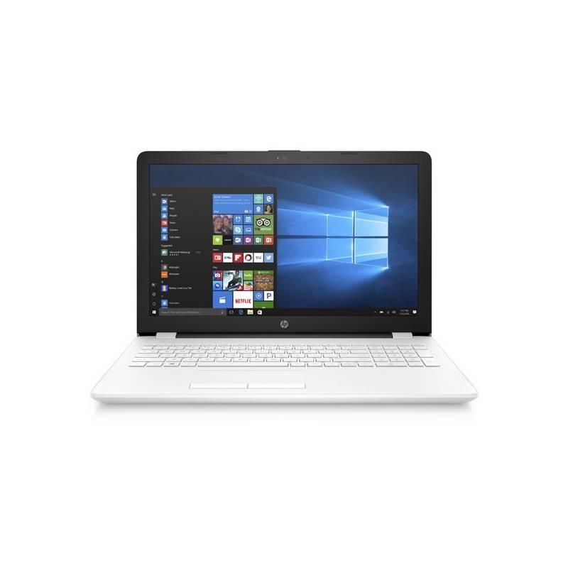 Notebook HP 15-bw051nc (2CN91EA#BCM) biely + Doprava zadarmo