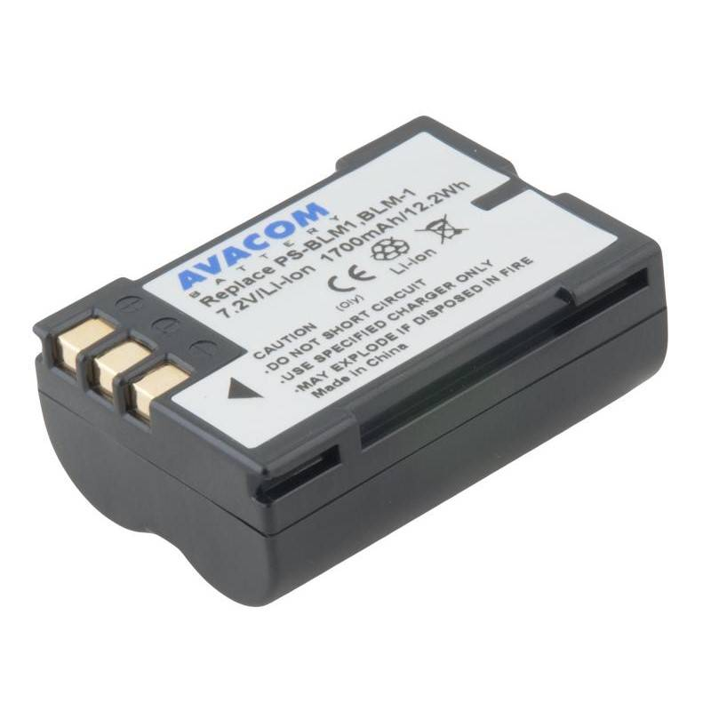 Batéria Avacom Olympus BLM-1, PS-BLM1 Li-Ion 7.2V 1700mAh 12.2Wh (DIOL-BLM1-857N2)
