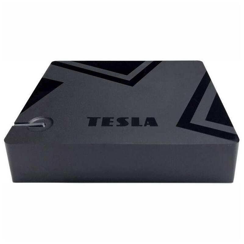 Set-top box Tesla MediaBox XT550 čierny + Doprava zadarmo