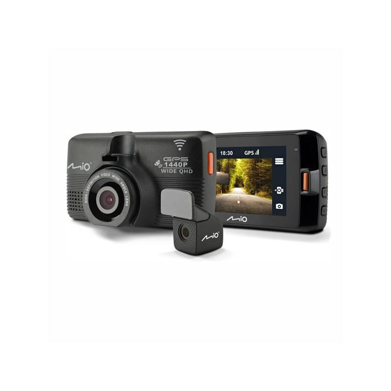 Autokamera Mio MiVue 752 WiFi DUAL (5415N5480013) čierna + Doprava zadarmo
