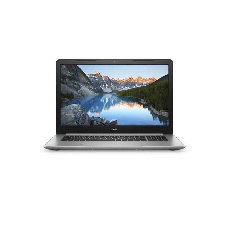 Notebook Dell Inspiron 17 5000 (5770) (5770-64184) strieborný Software F-Secure SAFE, 3 zařízení / 6 měsíců (zdarma) + Doprava zadarmo