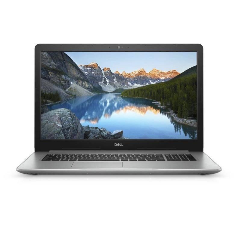 Notebook Dell Inspiron 17 5000 (5770) (N-5770-N2-711S) strieborný Software F-Secure SAFE, 3 zařízení / 6 měsíců (zdarma) + Doprava zadarmo
