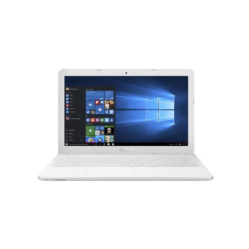Notebook Asus F540SA-DM697T (F540SA-DM697T) biely Software F-Secure SAFE, 3 zařízení / 6 měsíců (zdarma) + Doprava zadarmo