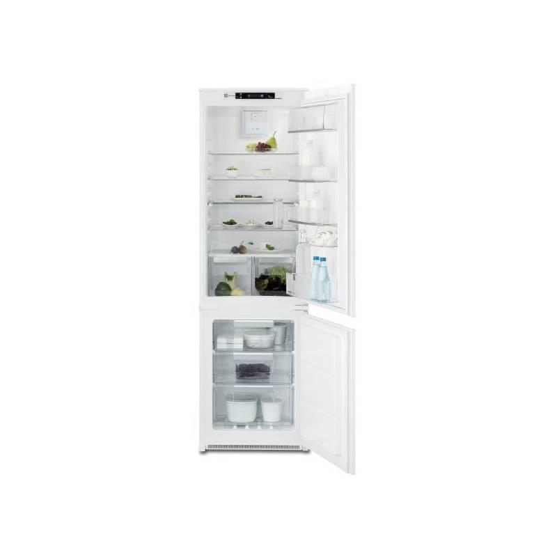 Chladnička s mrazničkou Electrolux ENN2853COW