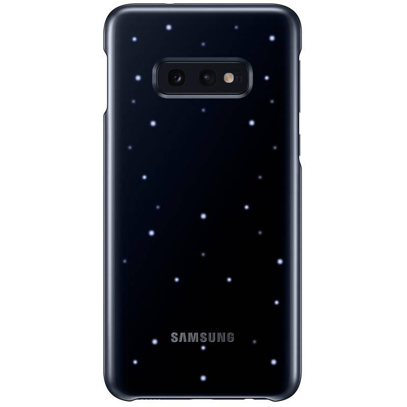 Kryt na mobil Samsung LED pro Galaxy S10e (EF-KG970CBEGWW) čierny