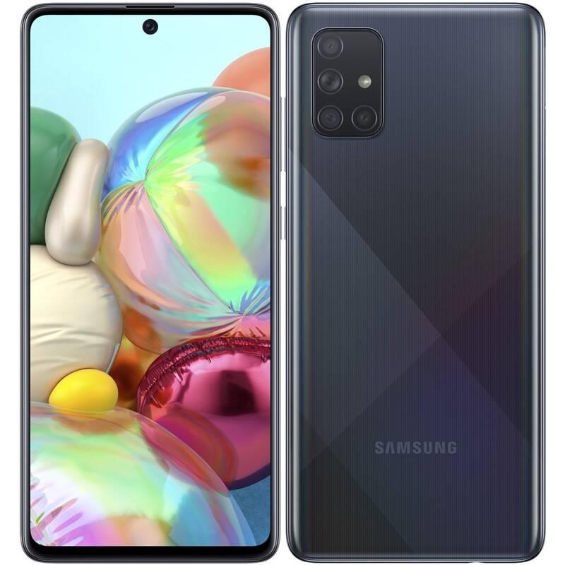 Mobilný telefón Samsung Galaxy A71 (SM-A715FZKUXEZ) čierny