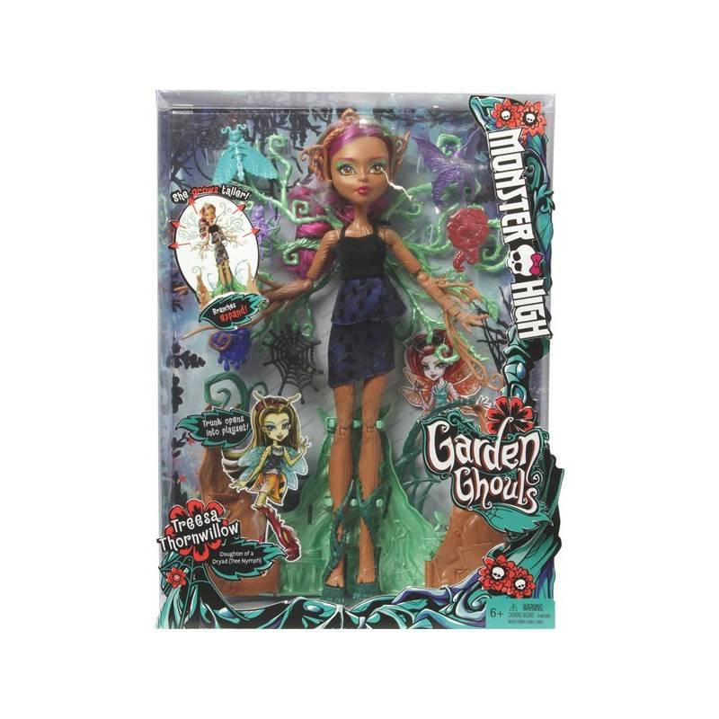Mattel Monster High straškouzelná Treesa + Doprava zadarmo